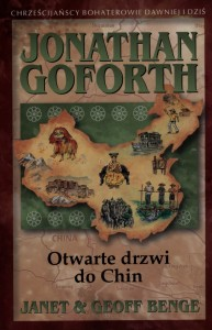 Jonathan Goforth.Otwarte drzwi do Chin.