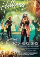 HILLSONG-GOD HE REIGNS 2DVD